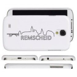 Handycover Skyline - Galaxy S4 - weiss
